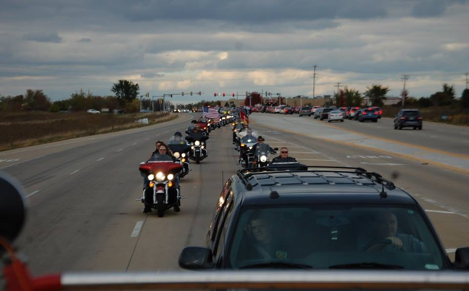 Marine Return Home Escort